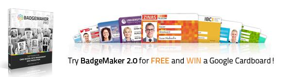 Free Trial BadgeMaker 2.0
