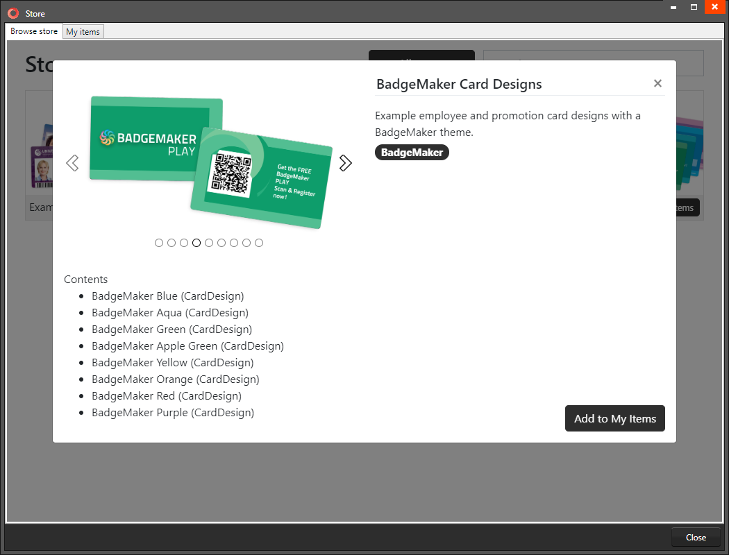 ID Card Software BadgeMaker Store